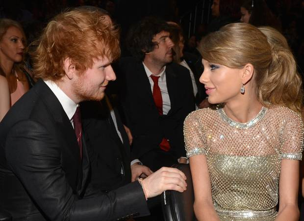 "Taylor Swift y Ed Sheeran lanzan el video de ""End Game"""
