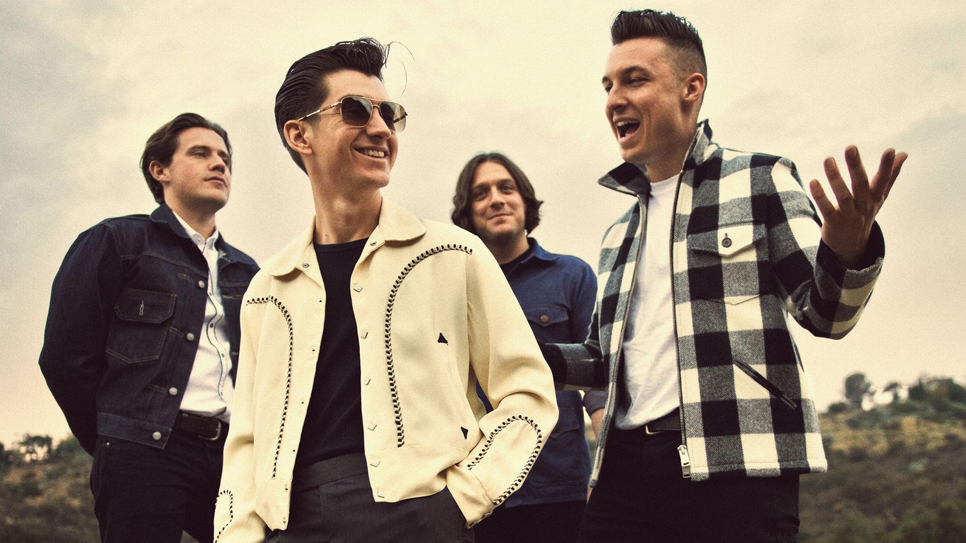Arctic Monkeys anuncian su primer show en 3 años