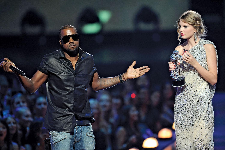 Fans de Kanye West quisieron sabotear el lanzamiento de 'Reputation'