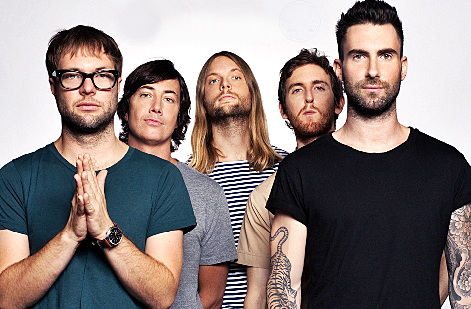 Maroon 5 versiona a Bob Marley en su nuevo video