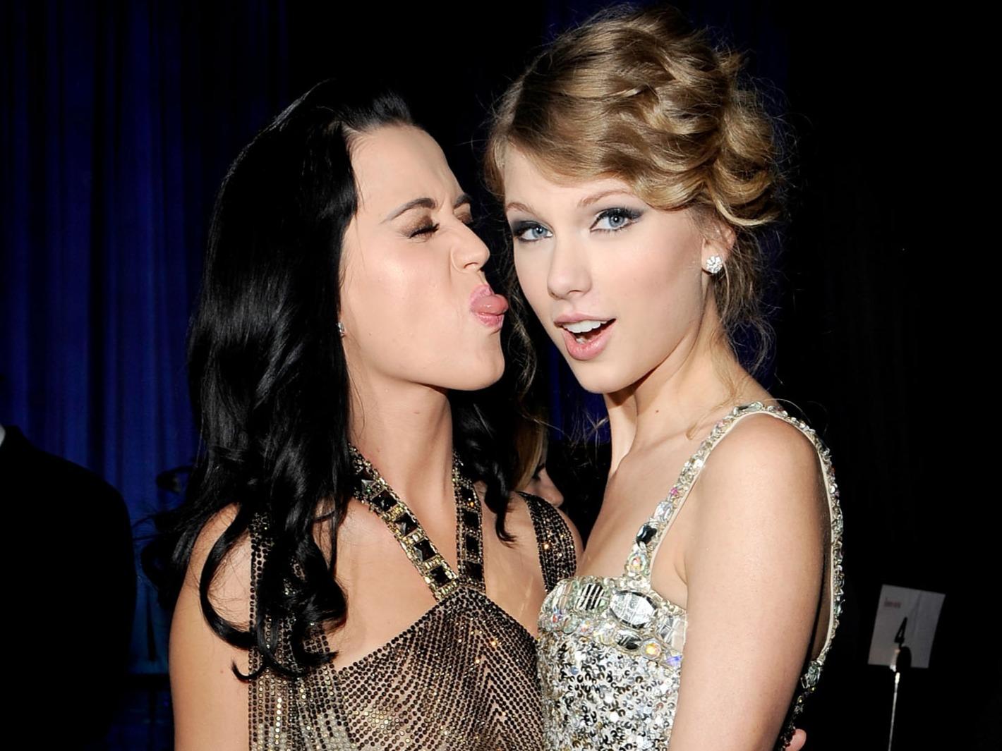 Katy Perry habría dado por finalizada su rivalidad con Taylor Swift