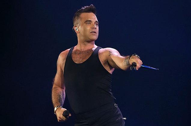 Robbie Williams habló de la enfermedad que padece