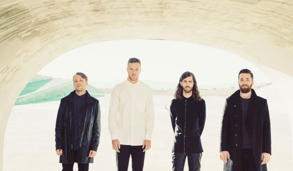 "Imagine Dragons estrena nuevo álbum ""Evolve"""