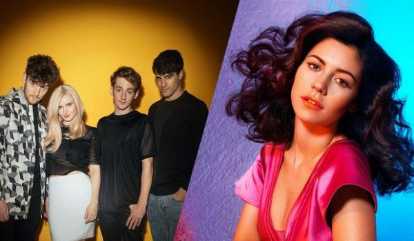 "Clean Bandit & Marina and Diamonds estrenan ""Disconnect"""