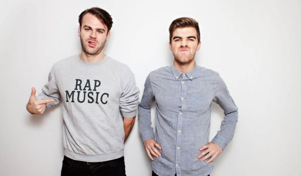 The Chainsmokers cambian de sonido con 'Sick Boy'