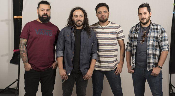 Salamandra presentará su nuevo disco en el HEi Sessions