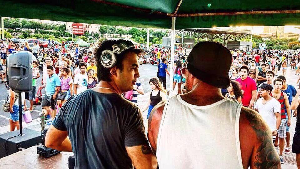 DJs se unen para un show benéfico