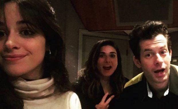 Camila Cabello estará colaborando con Mark Ronson