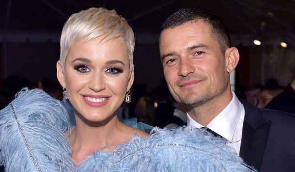 Katy Perry y Orlando Bloom se comprometieron