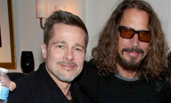 Brad Pitt prepara un documental sobre Chris Cornell