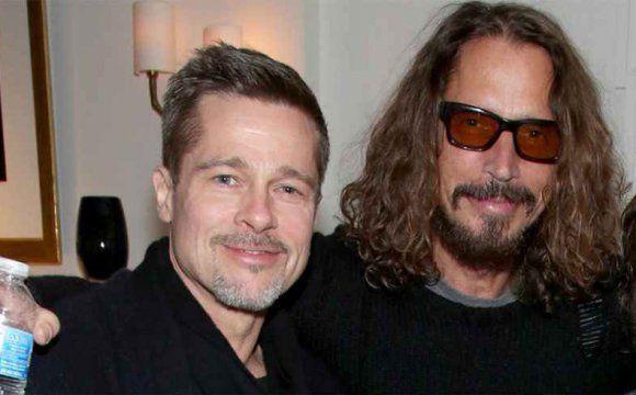 Brad Pitt prepara un documental sobre Chris Cornell