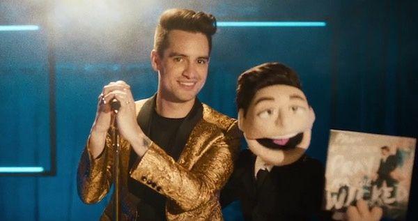 Panic! At The Disco estrena el video de: 'Dancing's Not A Crime'