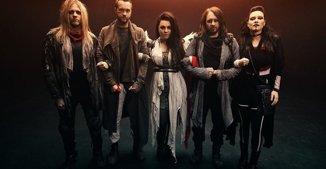 EVANESCENCE LANZA 'THE GAME IS OVER'